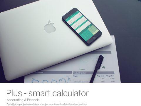 SmartCalculator-v1-portfolio